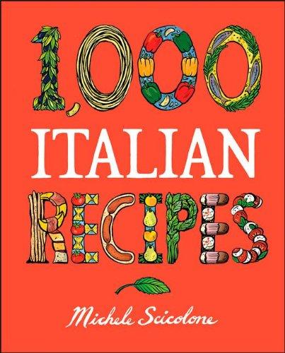 1000 italian recipes - 1