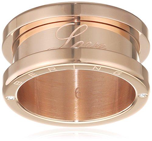 BERING Außen Ring für Arctic Symphony Collection 520-30-X4 rosé, Größe:7