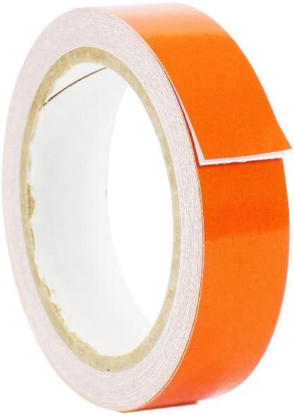 WOD RTC7 Engineering Grade Retro Reflective Tape Orange, 2 inch