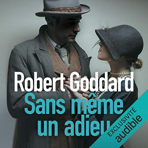 Sans même un adieu audiobook cover art