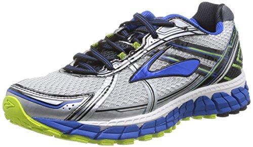 Brooks Herren Glycerin 12 Sportschuh, grau/blau, 40 EU