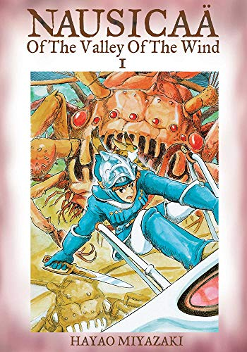 Nausicaä of The Valley of the Wind, tome 1