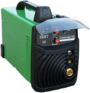 Everlast Poweri-MIG 140E MIG Welder, 110/120-volt, Green