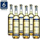 Mezcal 400 Conejos Reposado - 750 ml / 6 Piezas