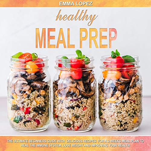 Healthy Meal Prep cover art