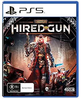 Necromunda: Hired Gun - PlayStation 5 (B091FW779S) | Amazon price tracker / tracking, Amazon price history charts, Amazon price watches, Amazon price drop alerts