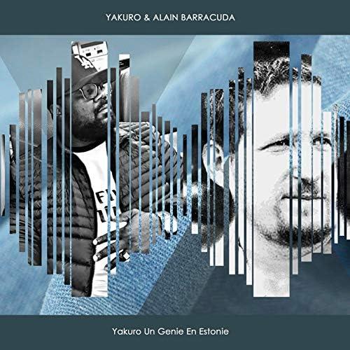 Yakuro & ALAIN BARRACUDA