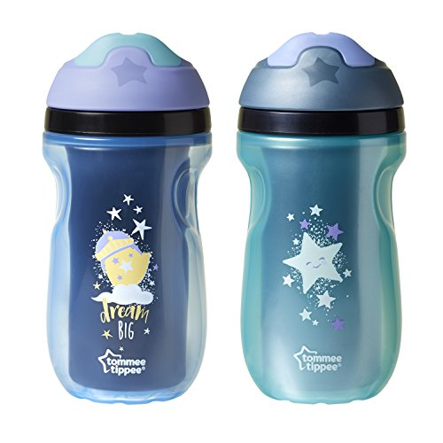 Tommee Tippee Insulated Non-Slip Spill Proof Sipper Tumbler | Amazon