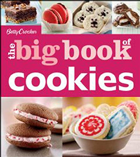 Betty Crocker: The Big Book of Cookies (Betty Crocker Big Books) (English Edition)