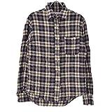 (ドゥーズィエムクラス) DEUXIEME CLASSE シャーリングヘリンボンチェック柄 長袖シャツ