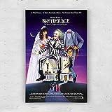 28 cm x 43 cm Beetlejuice – Michael Keaton Movie