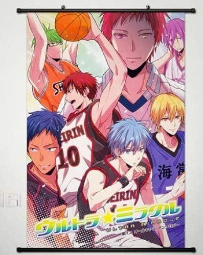 Kuroko/'s Basketball Kasamatsu Yukio Wallscroll Stoffposter Wallposter Wandbild