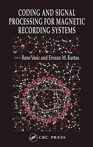 Coding and Signal Processing for Magnetic Recording Systems (Computer Engineering Series Book 2) (English Edition)