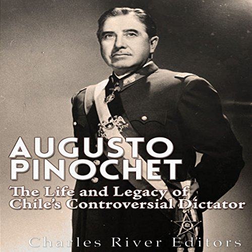 Augusto Pinochet audiobook cover art