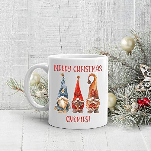 Family Christmas Mug, Funny Christmas Mug, Christmas Mug For Kids, Childrens Hot Chocolate Mug, Childrens Hot Cocoa Mug, Gnomes, Gnomies