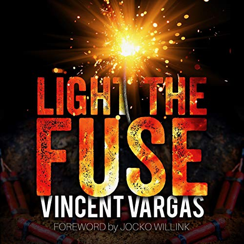 Light the Fuse audiobook cover art