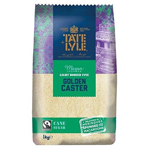 Tate & Lyle Fairtrade Golden Caster - 1kg (2.2lbs)