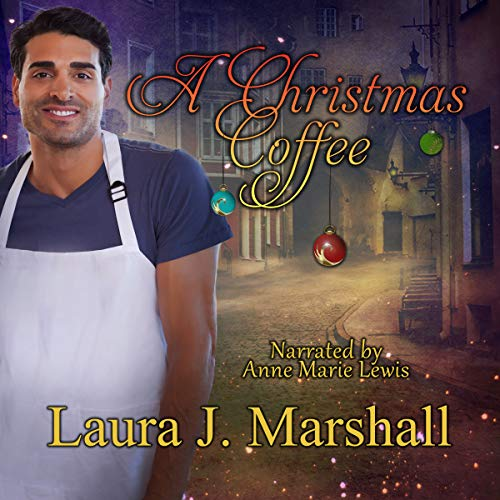 A Christmas Coffee audiobook cover art