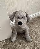 Home Flair Heavy Weight Decorative Fabric Novelty Cute Animal Floor Door Stop (Cockapoo Dog)