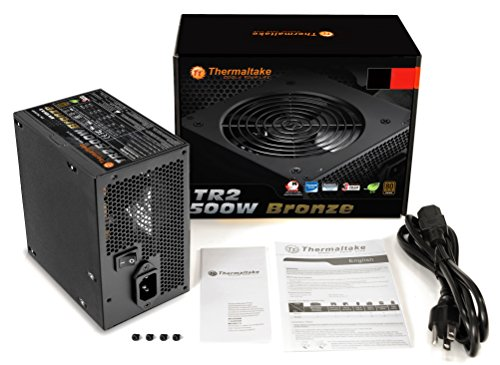 Build My PC, PC Builder, Thermaltake PS-TR2-0500NPCBUS-B