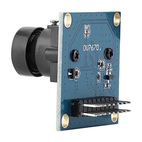 Módulo de cámara Mini módulo de pantalla OV7670 300KP VGA con módulo de cámara Arduino compatible
