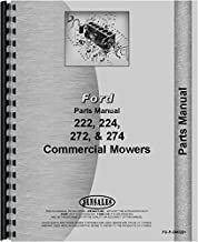 Best ford cm274 mower parts Reviews