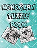 Nonogram Puzzle Book: 100 Fun Logic Puzzles With Solutions: mahjong Griddler Picross Nonogram Puzzles for kids 10X10 and 15X15 (Children's Activity Books) , White Paper (Nonogram Puzzle Notebook)