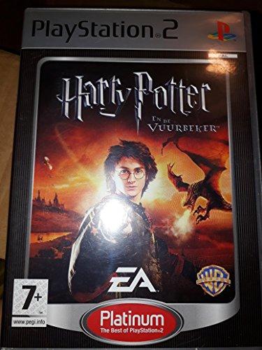 HARRY POTTER EN DE VUURBEKER PS2