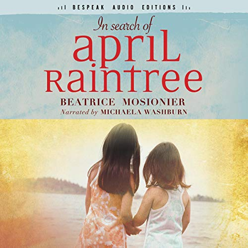 In Search of April Raintree audiobook cover art