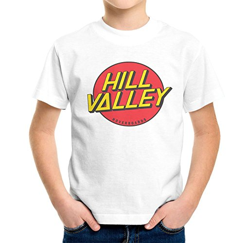 Hill Valley Hoverboards Back to The Future Kid\'s T-Shirt