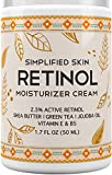 Retinol Moisturizer Cream 2.5% for