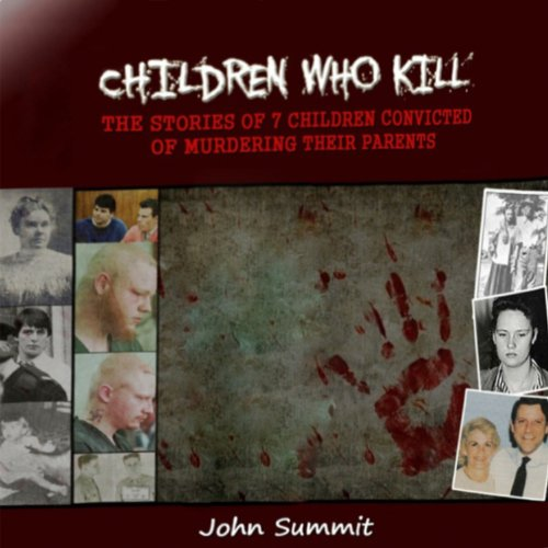 Children Who Kill audiobook cover art