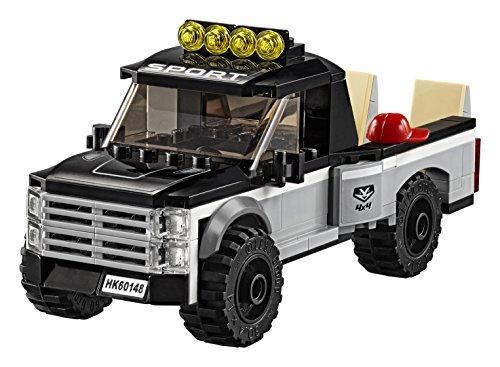 Super Équipe de Course Tout-Terrains Camion Pickup LEGO City - 60148 - 239 Pièces - 4