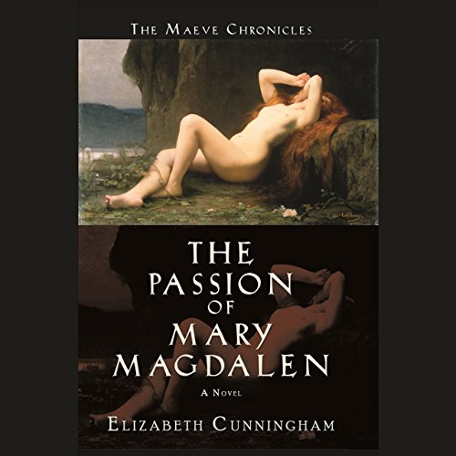 The Passion of Mary Magdalen audiobook cover art