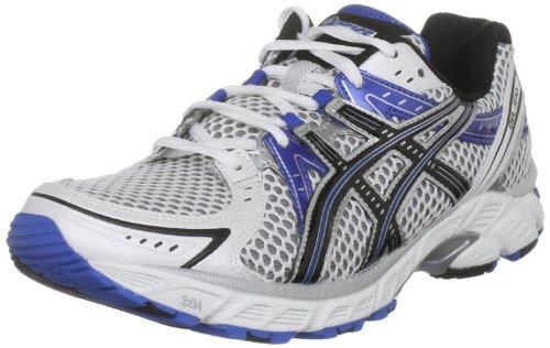 ASICS Gel 1170, Sneaker Uomo, Bianco (White/Black/True Blue), 46.5 EU