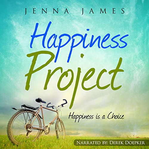 Happiness Project audiobook cover art