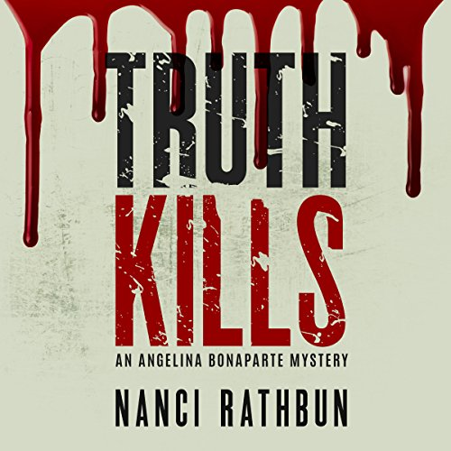 Truth Kills audiobook cover art