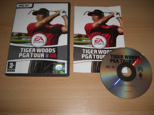 Tiger Woods PGA Tour 08 [UK Import]