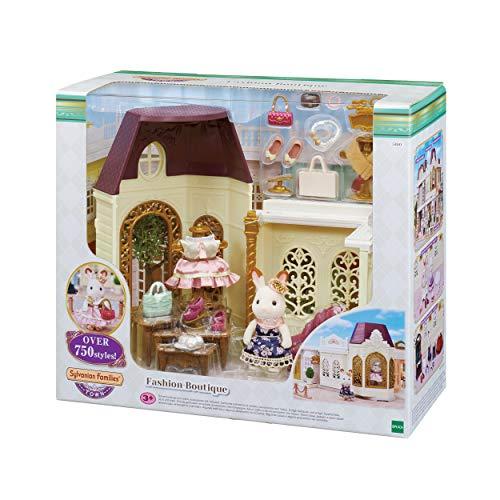 Sylvanian Families- Fashion Boutique Doll House (EPOCH 5460) , color/modelo surtido