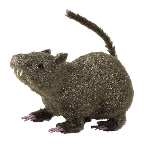 Widmann 7795U - Ratte der Pest - Halloween Dekoration - ca. 39 cm