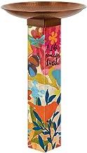 Studio M BB1008 Bird Bath Art Pole, 0, Sentimental Journey