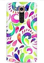 Stylizedd LG V10 Premium Slim Snap case cover Matte Finish - Floral Blast