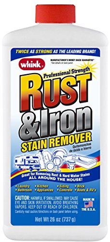Whink Rust & Iron Stain Remover 26 Ounce