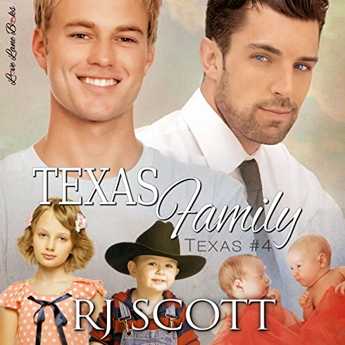 Couverture de Texas Family
