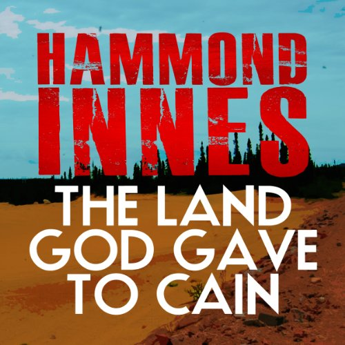 The Land That God Gave to Cain audiobook cover art