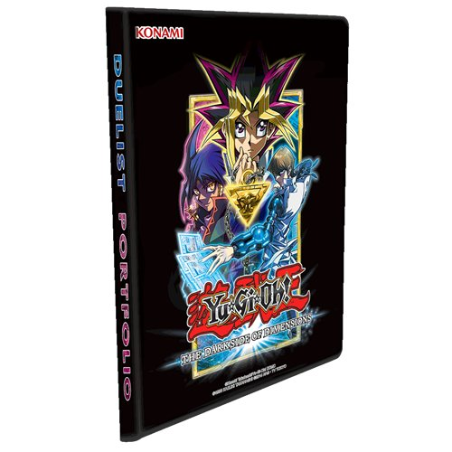 Yu-Gi-Oh! YGO-DSDPf The Dark Side of Dimensions - Funda para 9 tarjetas