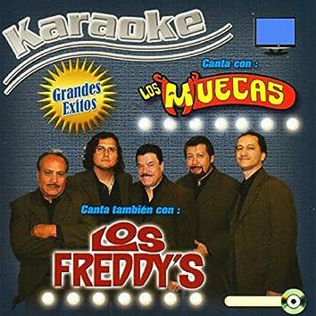 Karaoke Grandes Exitos De Los Freddy's y Los Muecas