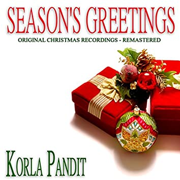 Season's Greetings (Christmas Recordings Remastered)