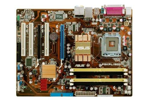 Asus P5KPL/1600 ATX Mainboard (Sockel 775, kein on Board VGA, 1600(OC) MHz FSB)
