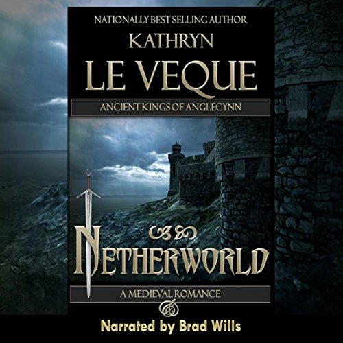 Netherworld audiobook cover art